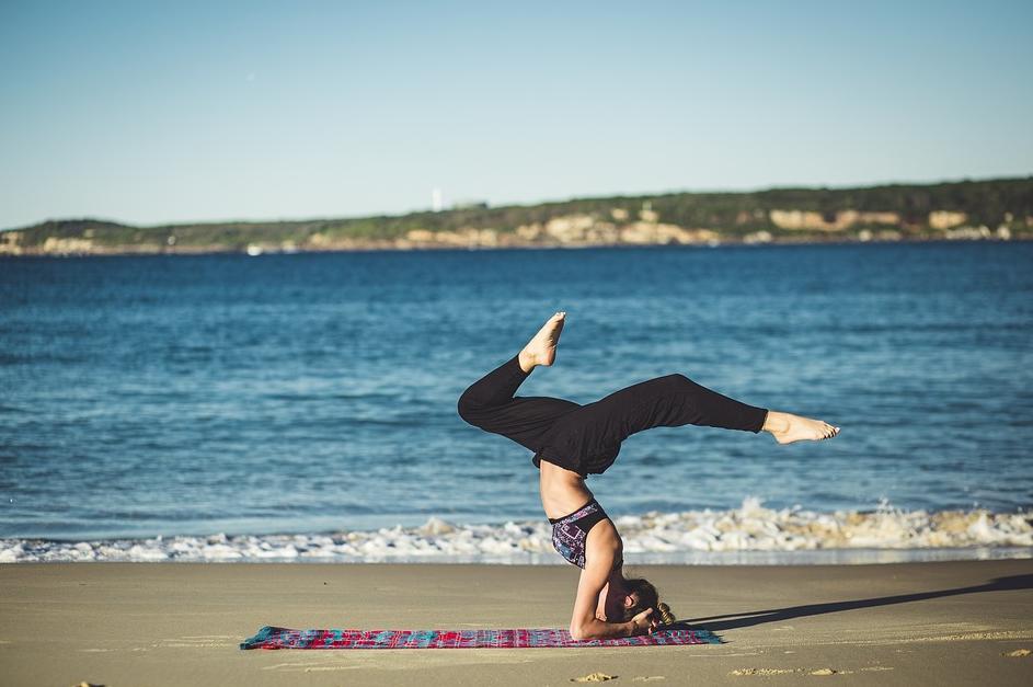 Surfen und Yoga werden immer beliebter